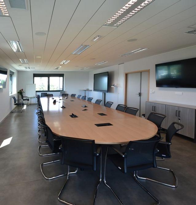 Restructuration ENAC Muret