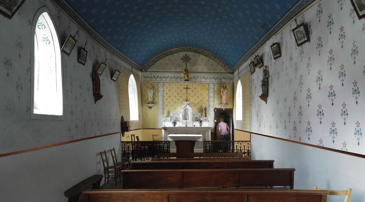 Chapelle St Martin de Saint Bertrand de Comminges