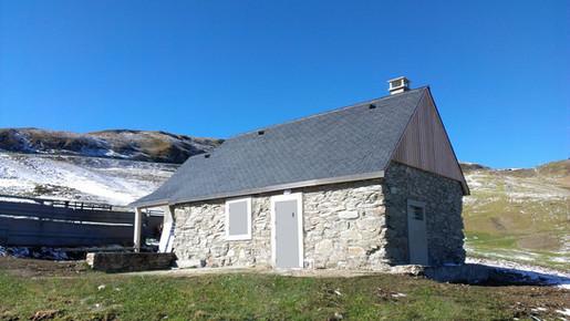 Cabane pastorale de St Aventin