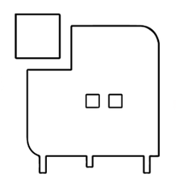 Triptyque logo