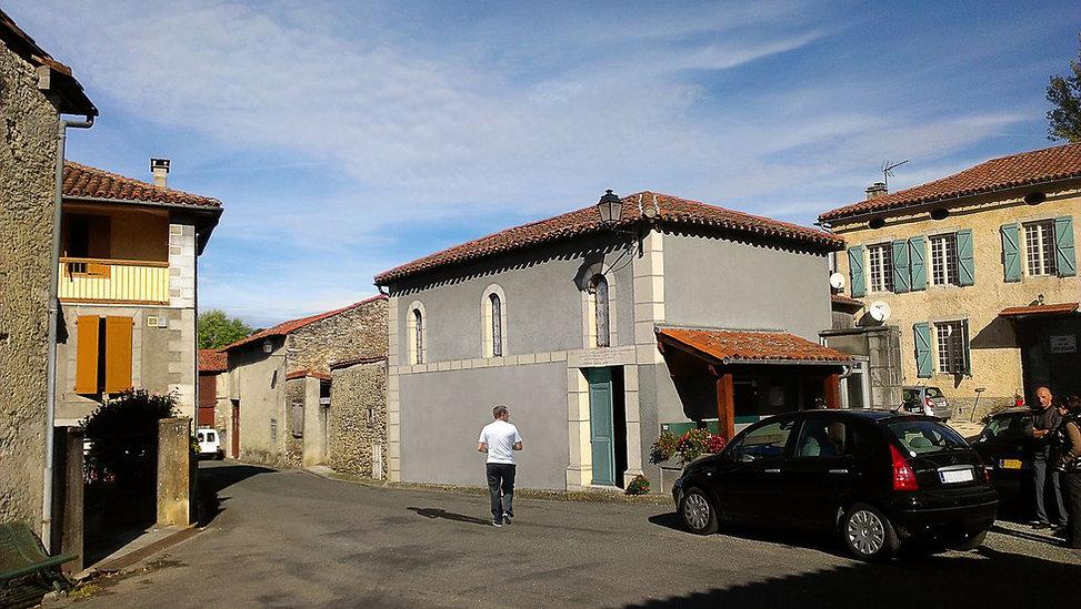 Triptyque architecture patrimoine Chapelle Bineheureuse Cier de riviere