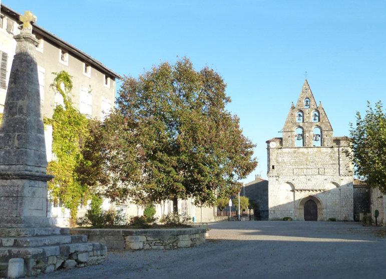 triptyque patrimoine église alan