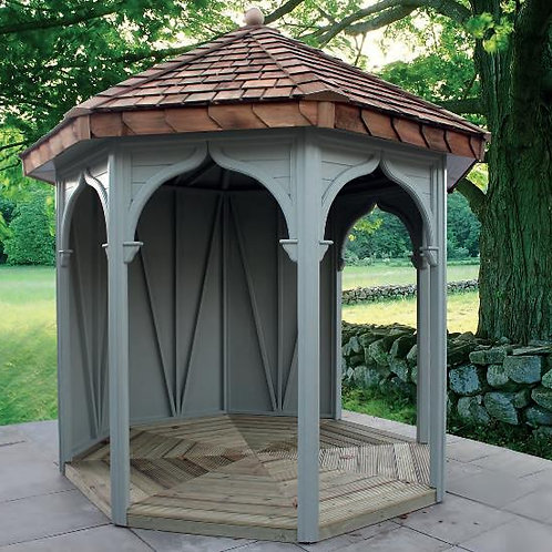 Ribbersford 8' x 8' Cedar structure