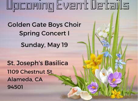 Spring Concert I