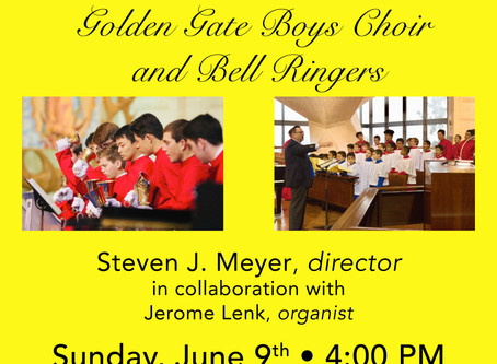 Free Concert at Mission Dolores Basilica!