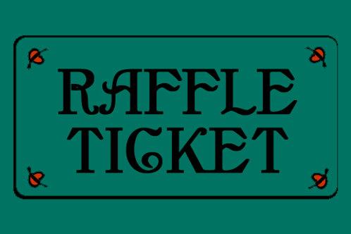 Raffle Ticket (x1)