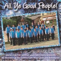 All Ye Good People! CD - Volume III