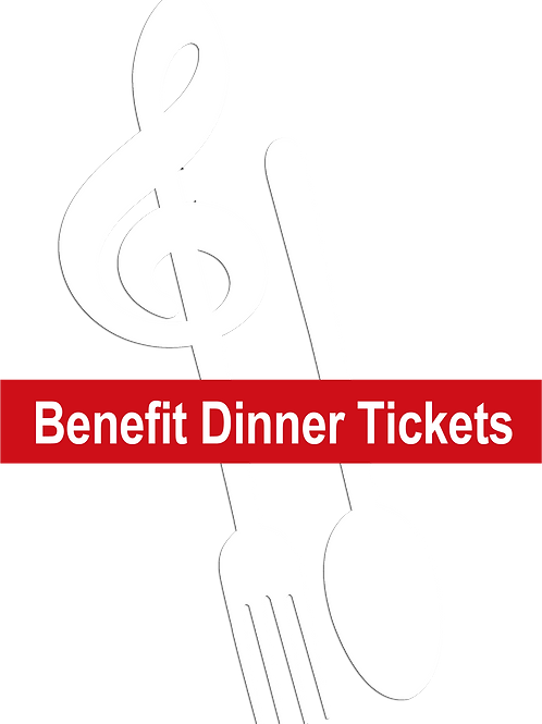 Adult Benefit Dinner Ticket   4:00pm Seating