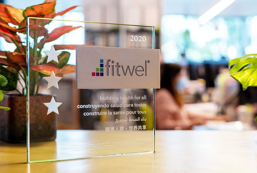 Certificação Fitwel não foca apenas em sustentabilidade, mas também em promover bem-estar