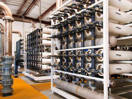 Osmose reversa: saiba como funciona esse tratamento de água para indústrias