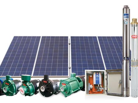 Bombeamento solar com painel fotovoltaico: como funciona e quanto custa