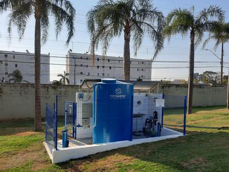 WAAS: modelo de negócios gera grande economia de água para empresas