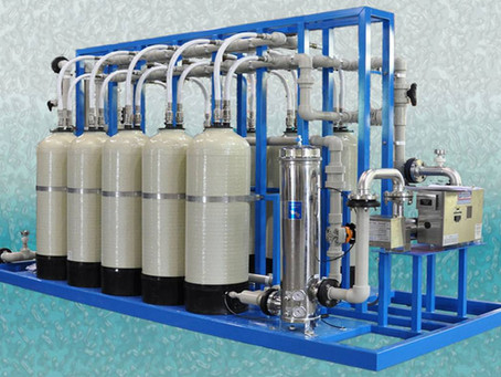 Conheça o sistema abrandador para tratamento de água na indústria