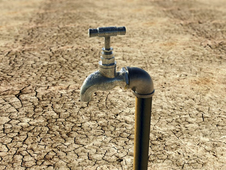 O mundo está ficando sem água – o que sua empresa vai fazer sobre isso?
