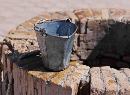 Poço semi artesiano: entenda o risco de poços rasos
