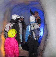 Gletschererkundung
