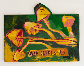 'Over depressies'