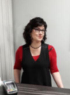 Parturi-kampaaja Anja Poskiparta