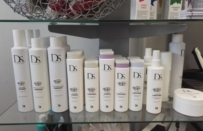 DS hiustenhoitotuotteet Uusikaupunki