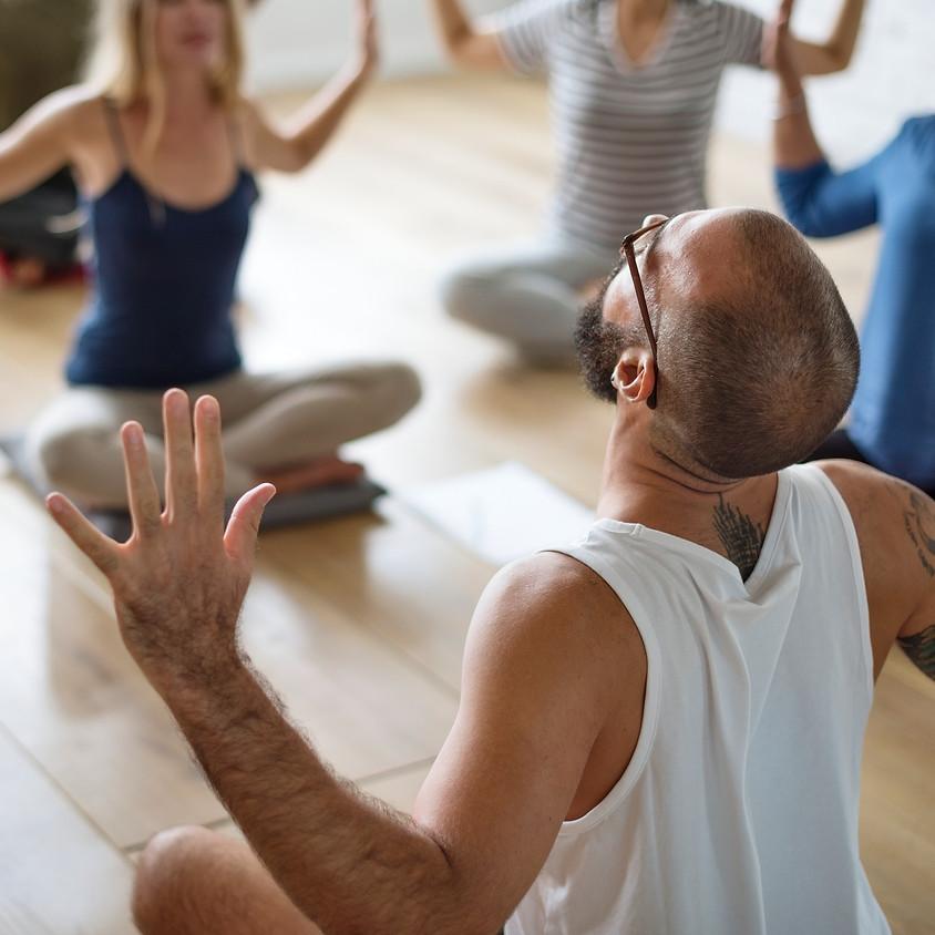 start 5 weekse Ademchallenge Licht op Yoga