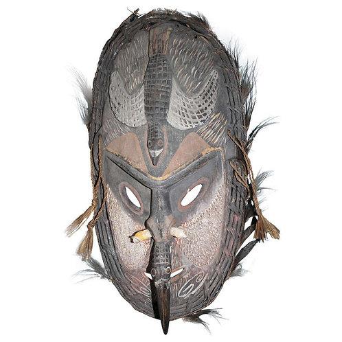 Sepik Mask from Papua New Guinea