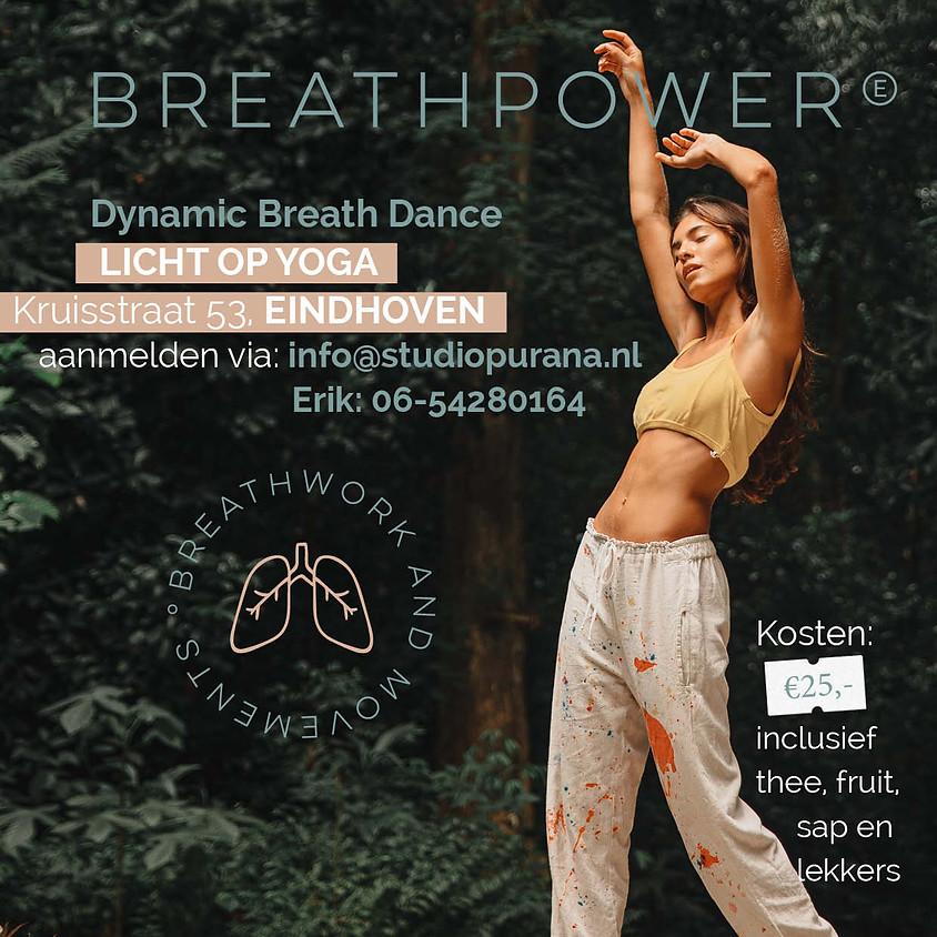 DYNAMIC BREATH DANCE EINDHOVEN 11 JUNI