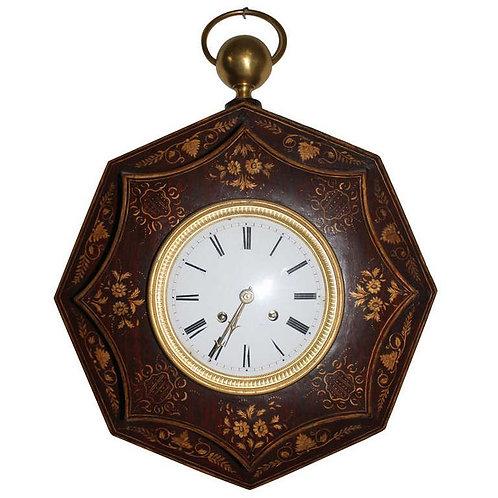 French 'Oeil de Boeuf' Clock