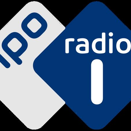 Reportage club BOKS! en covid-19 op NPO radio 1