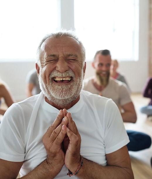Studio Purana Ademtherapie mannen