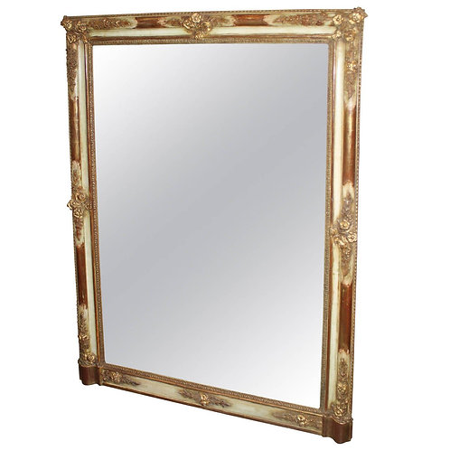 French Mirror, 19th Century