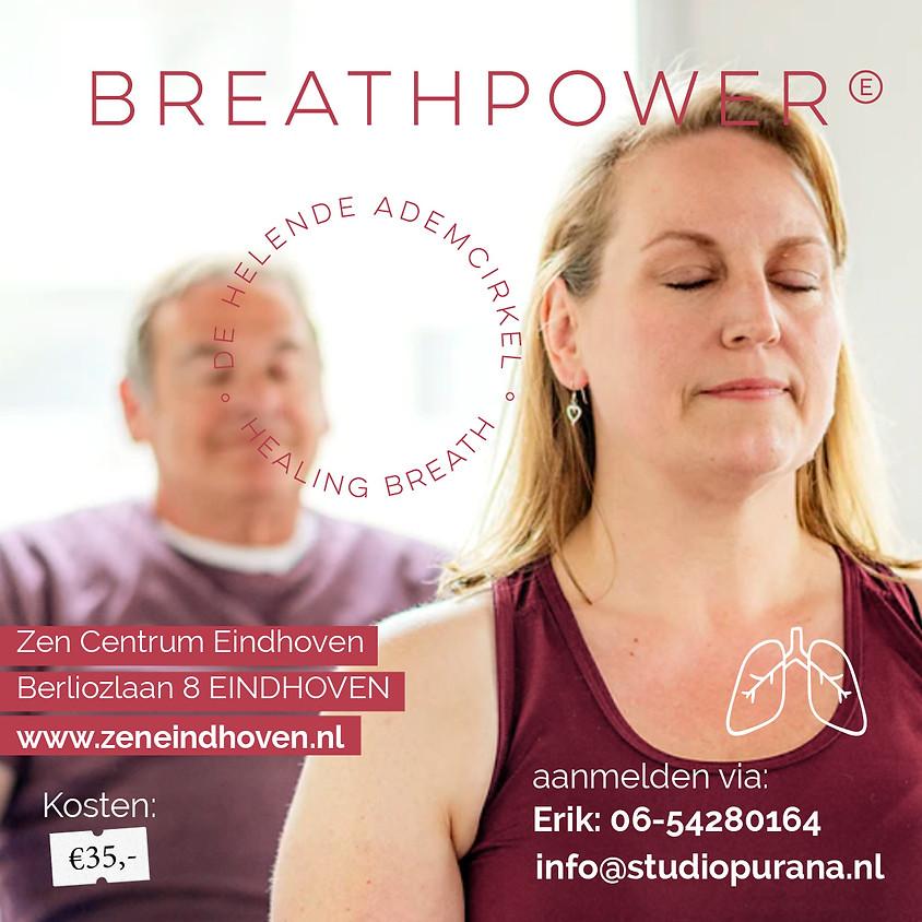 Gemengde ademcirkel Training Zen Centrum Eindhoven