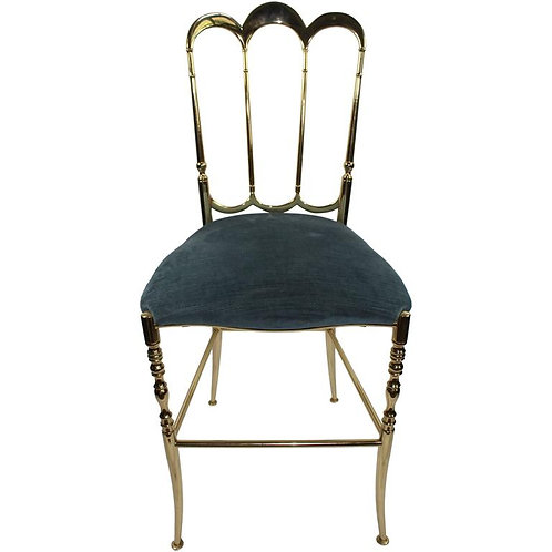 Chiavari Chair in Brass