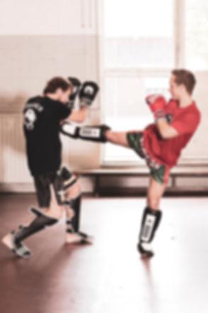 Kickboksen Den Bosch clubboks Vught