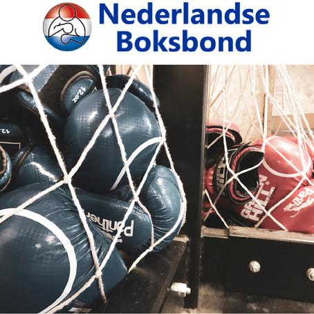 BOKS! is aangesloten bij de NBB.