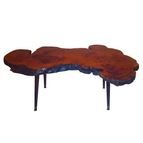 Vintage Walnut Table