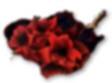 Black butterflies, hoog 10cm 32-25 cm.pn