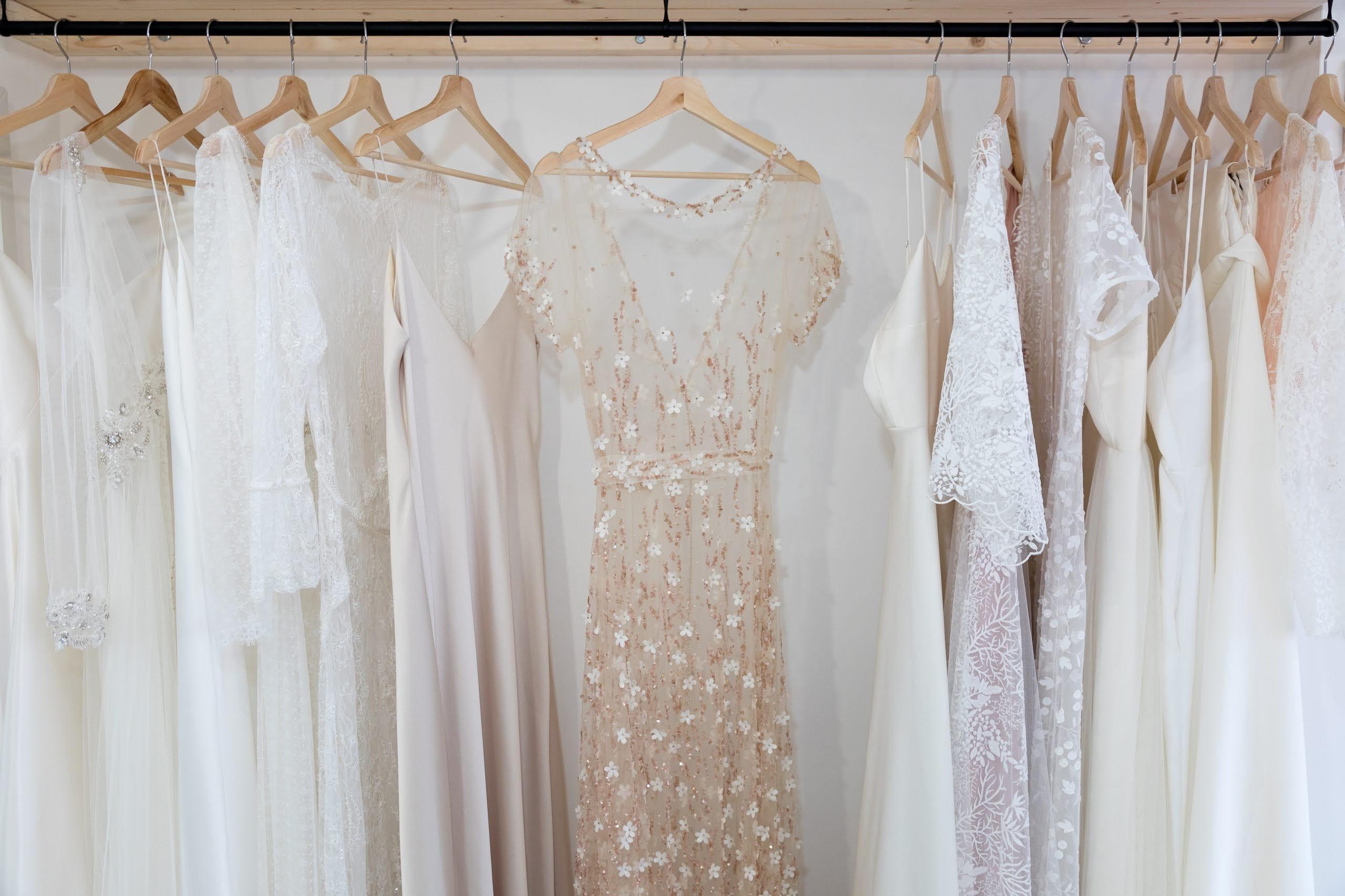 Rare Bridal Studio Arietta gown