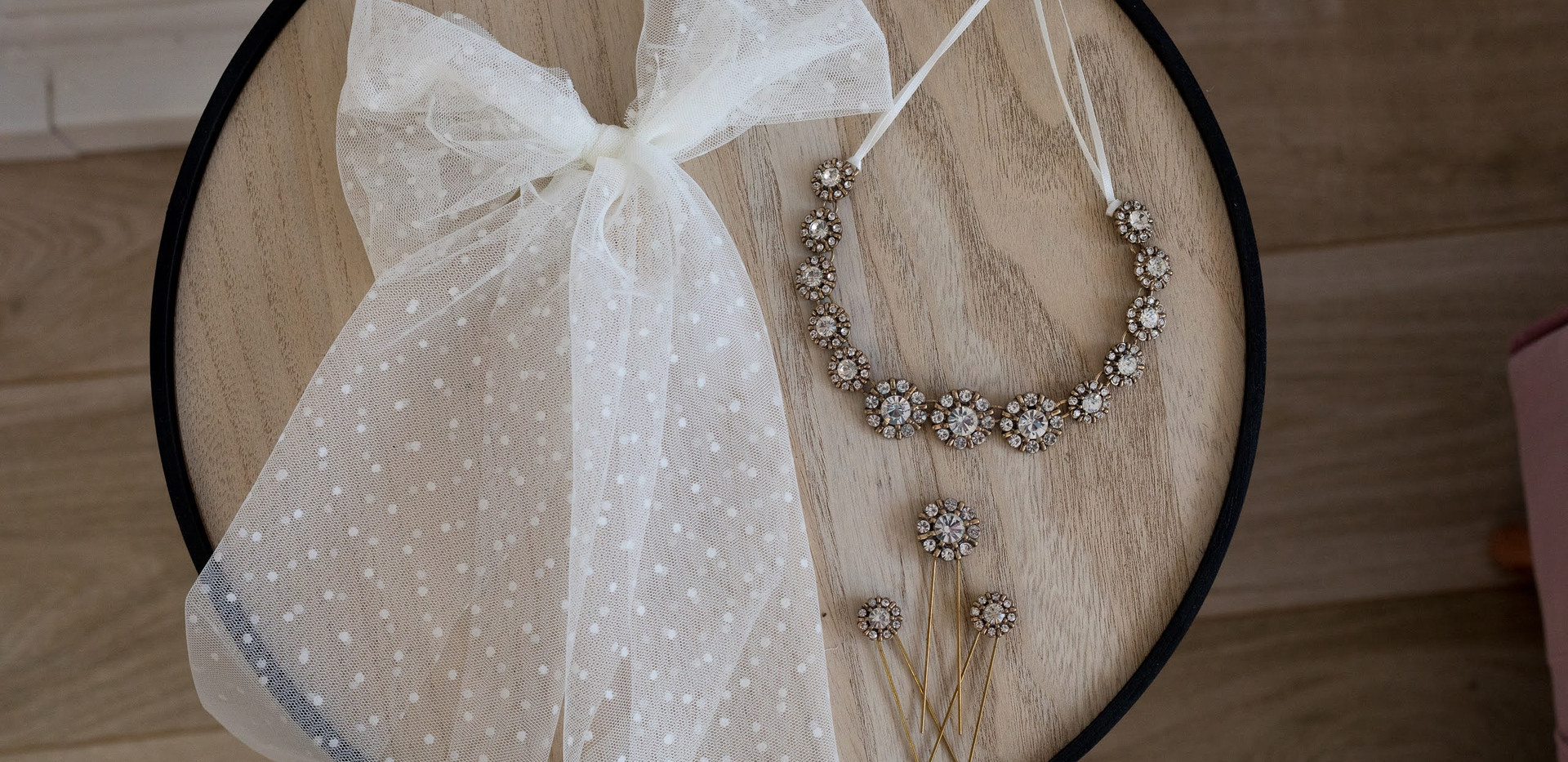 Rare Bridal Studio accessories