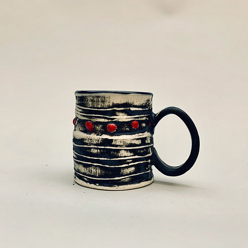 Espresso Red Dot