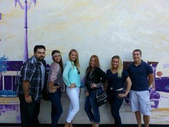 FBLA-PBL - Touring Anaheim, California