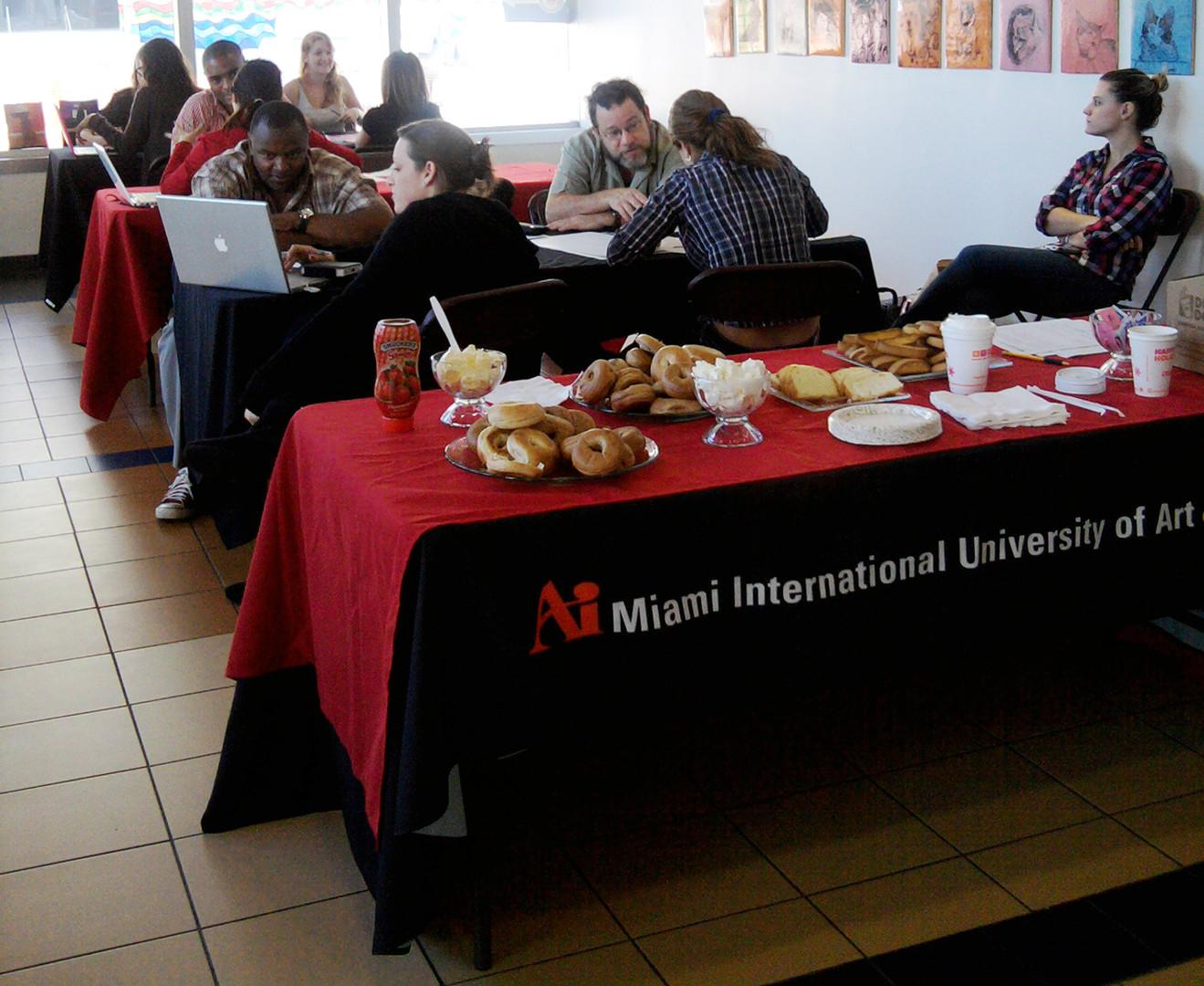 MIU-PAC Event