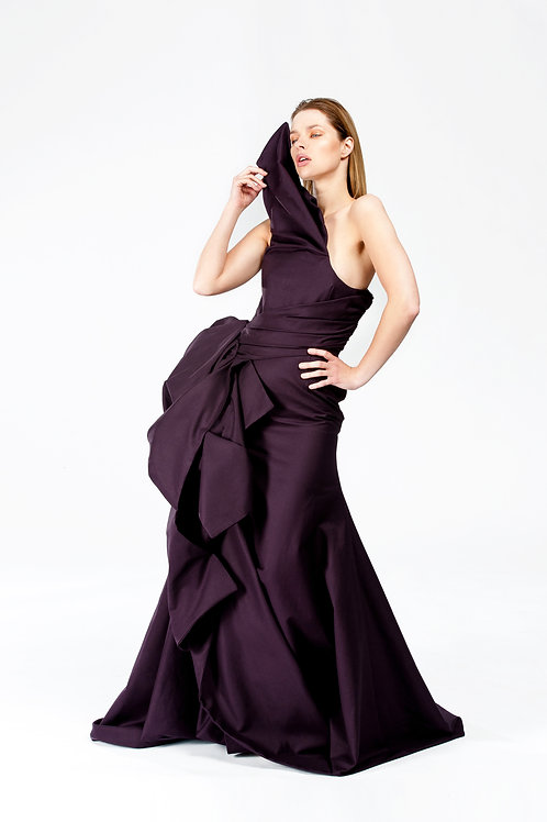 The Purple Gown