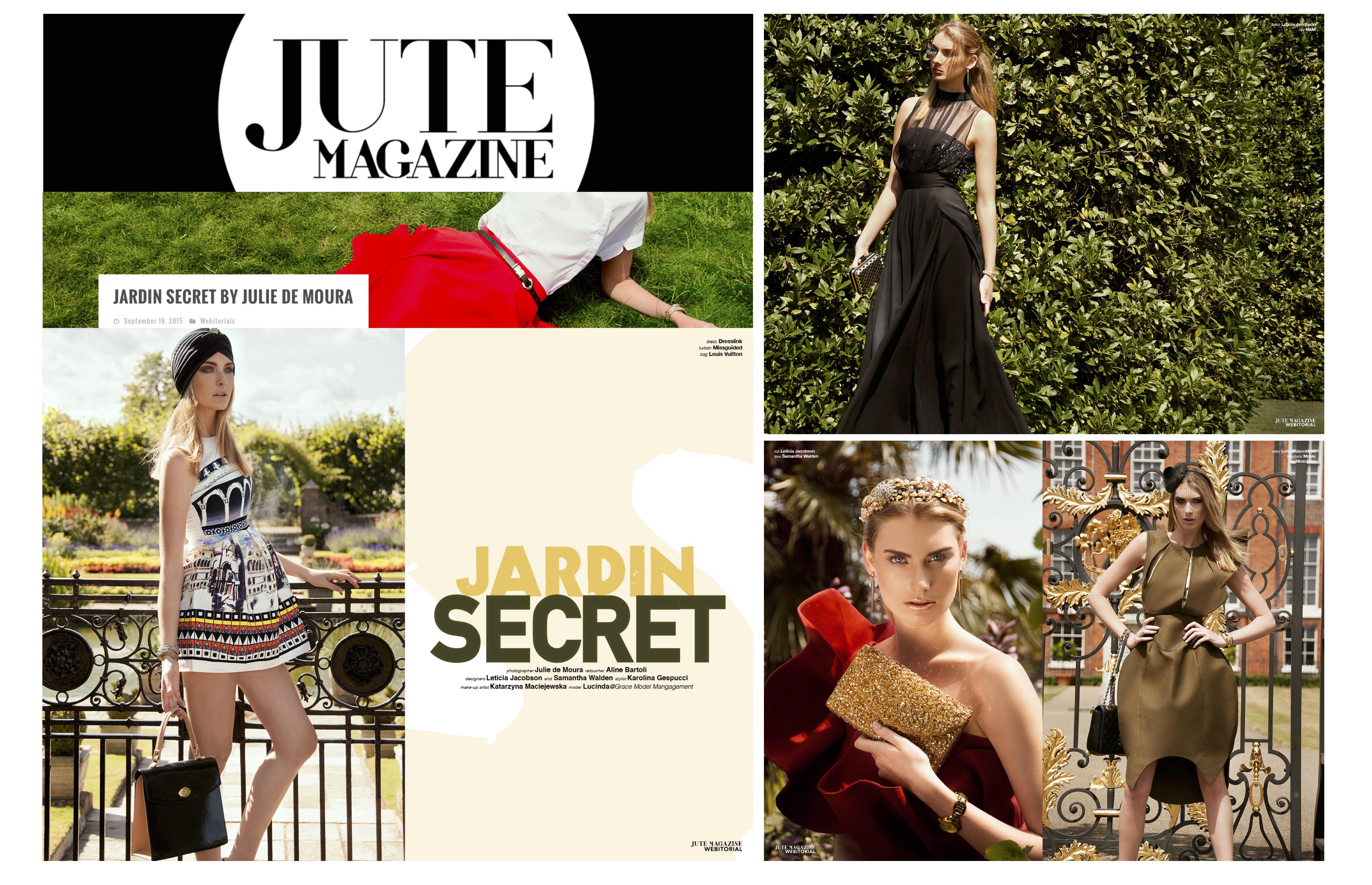Jute Magazine Editorial