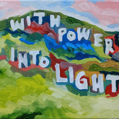 With Power into Light