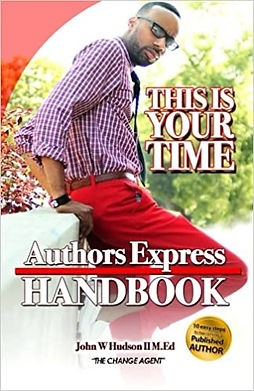 Author Express Hand book 10 Easy Steps t