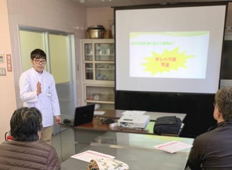 健康フェア 健康サポート食堂@薩摩川内市国際交流センター