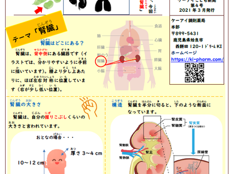 ケーアイこども新聞4号発行