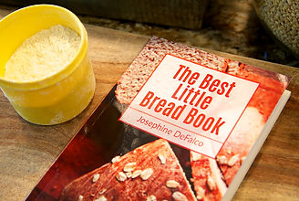 The Best Little Bread Book by The Best Little Organic Farmer, Josephine DeFalco