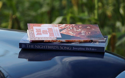 The Best Little Bread Book and The Nightbird's Song by Arizona Author Josephine DeFalco