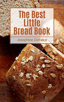 The Best Little Bread Book by Arizona author Josephine DeFalco